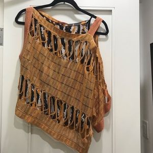 Two piece Missoni top size S